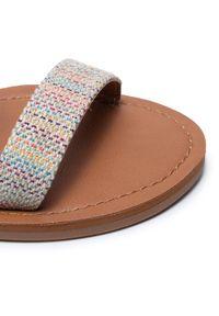 Beżowe sandały Roxy