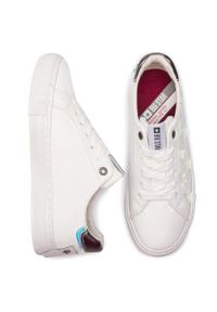 Białe buty sportowe Big-Star z cholewką, na co dzień