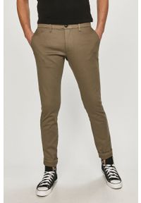 Cross Jeans - Spodnie. Kolor: szary