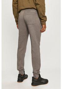 columbia - Columbia - Spodnie. Kolor: szary. Materiał: dzianina