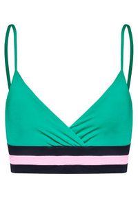 Zielone góra bikini