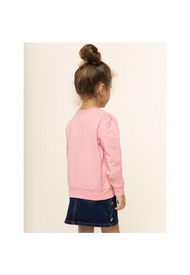 Różowa bluza TOMMY HILFIGER