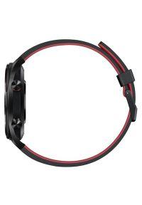 Czarny zegarek HONOR smartwatch, sportowy