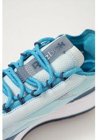 Reebok Classic - Buty Legacy 83. Nosek buta: okrągły. Zapięcie: sznurówki. Kolor: niebieski. Model: Reebok Classic
