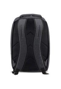 Szary plecak na laptopa ACER