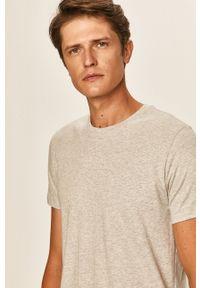 Levi's® - Levi's - T-shirt (2-pack). Okazja: na co dzień, na spotkanie biznesowe. Kolor: biały. Materiał: dzianina. Wzór: gładki. Styl: biznesowy, casual