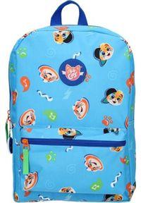 Niebieski plecak 44 Cats