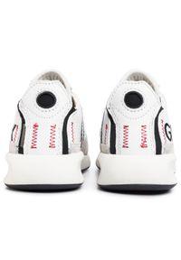 Geox Sneakersy J Aeranter D B. A J02BXA 02243 C1303 M Biały. Kolor: szary