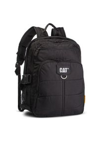 CATerpillar Plecak Brent 83435 Czarny. Kolor: czarny