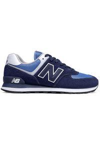 Buty sportowe New Balance w kolorowe wzory, na co dzień