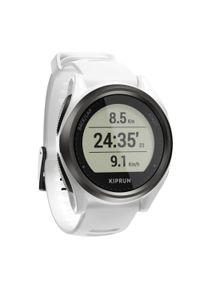 Biały zegarek KIPRUN cyfrowy