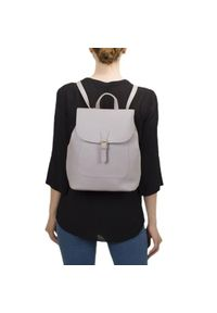 Fioletowy plecak młodzieżowy