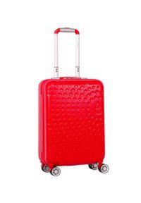 Czerwona walizka Aerolite
