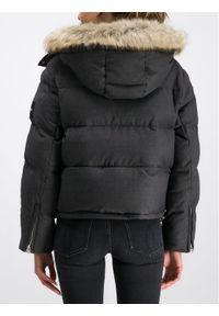 Szara kurtka zimowa Calvin Klein