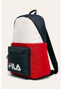 Wielokolorowy plecak Fila z nadrukiem