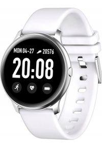 Smartwatch Pacific 25-3 (PACIFIC 25-3 biały). Rodzaj zegarka: smartwatch. Kolor: biały