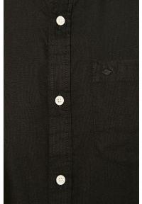 Czarna koszula PRODUKT by Jack & Jones długa, casualowa #5