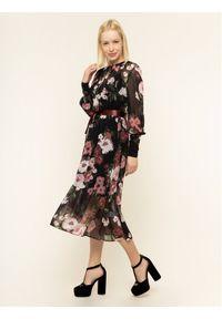 iBlues Sukienka codzienna 72263696200 Kolorowy Regular Fit. Okazja: na co dzień. Wzór: kolorowy. Typ sukienki: proste. Styl: casual #8