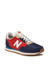 New Balance Sneakersy UL720SP1 Granatowy. Kolor: niebieski