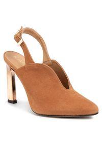 Brązowe sandały Karino klasyczne