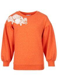 Pomarańczowa bluza Primigi