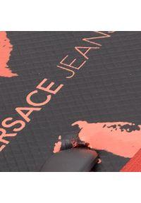 Czarne japonki Versace Jeans