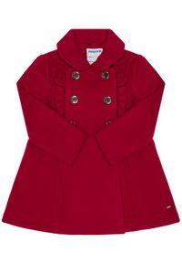 Czerwony płaszcz Mayoral