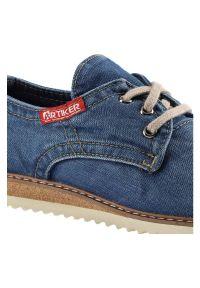 Artiker - Półbuty ARTIKER 44C0227 Jeans. Materiał: jeans
