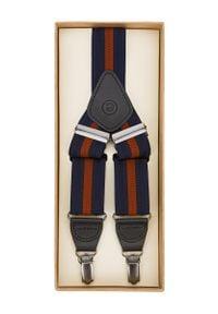 Szelki Lancerto w kolorowe wzory