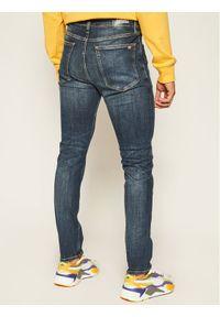 Tommy Jeans Jeansy Skinny Fit Simon DM0DM08242 Granatowy Skinny Fit. Kolor: niebieski #5