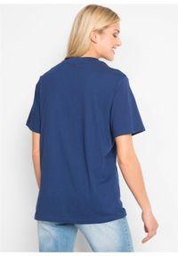 Długi shirt z dekoltem w szpic (5 sztuk), krótki rękaw bonprix jasna limonka + zielony szałwiowy + kobaltowy + jasnoszary melanż + czarny. Kolor: żółty. Długość rękawa: krótki rękaw. Długość: krótkie. Wzór: melanż #4