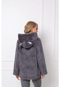Aruelle - Bluza piżamowa Fiona. Kolor: szary