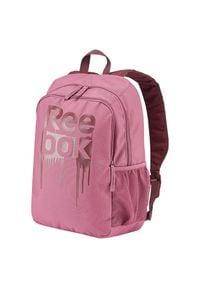 Plecak Reebok Foundation DA1255. Materiał: tkanina, poliester. Styl: elegancki