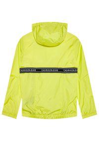 Żółta kurtka przejściowa Calvin Klein Jeans #3