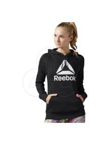 Czarna bluza sportowa Reebok