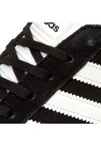 Adidas - Buty adidas - Gazelle J BB2502 Cblack/Ftwwht/Goldmt. Zapięcie: sznurówki. Kolor: czarny. Materiał: skóra, zamsz. Szerokość cholewki: normalna. Styl: vintage, młodzieżowy