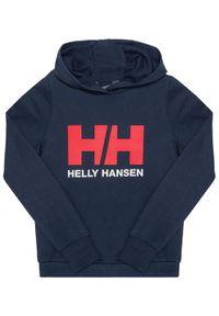 Niebieska bluza Helly Hansen