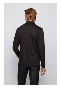 BOSS - Boss Polo Pado 11 50391826 Czarny Regular Fit. Typ kołnierza: polo. Kolor: czarny