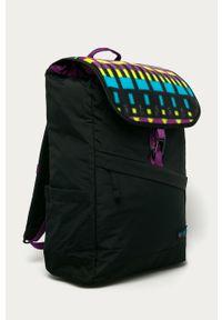 Czarny plecak columbia