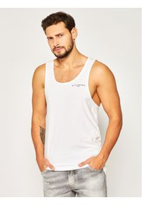 Biały tank top John Richmond