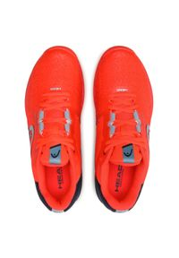 Czerwone buty do tenisa Head