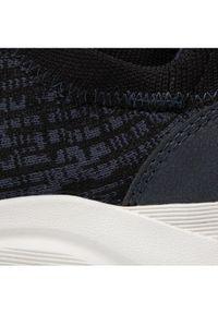 Geox Sneakersy U Damiano D U15AND 0006K C4002 Granatowy. Kolor: niebieski