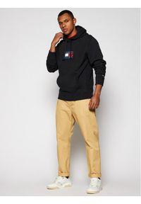Tommy Jeans Bluza Timless DM0DM10636 Czarny Regular Fit. Kolor: czarny