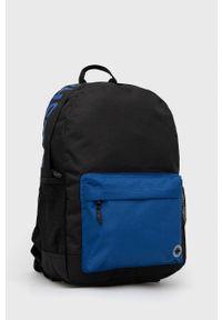DC - Plecak. Kolor: niebieski