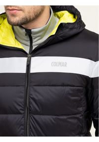 Czarna kurtka puchowa Colmar #6