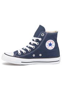 Niebieskie buty sportowe Converse Converse All Star, na co dzień