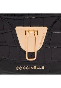 Czarna torebka Coccinelle