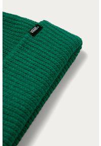 Zielona czapka Vans