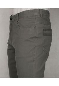 Szare spodnie Ezreal casualowe, na co dzień