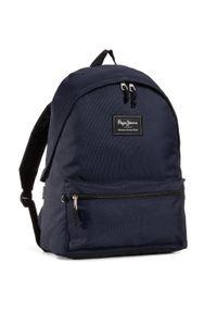 Niebieska torba na laptopa Pepe Jeans marine